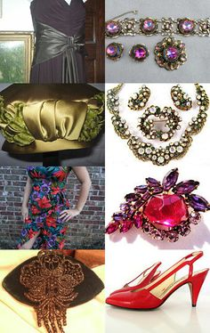Team LOVE (Love Of Vintage on Etsy) picks for a Sunday. Click to see all 16!