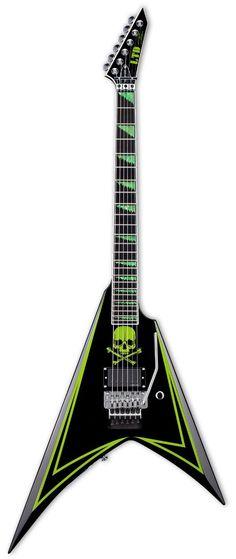 LTD Alexi-600 Alexi Laiho Signature Electric Guitar