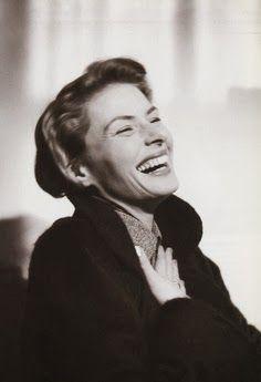 Ingrid Bergman. CJ..style notes...