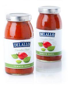 Pomodoro Fresco Tomato-Basil Sauce   Sauces/Pomodoro Fresco Sauces