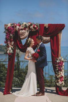 burgundy fall wedding arch wedding backdrop 20 Best of Fall Wedding Cupcake Ideas Fall Wedding Arches, Wedding Arch Flowers, Wedding Colors, Wedding Bouquets, Wedding Dresses, Diy Flowers, Wedding Draping, Floral Wedding, Wedding Themes
