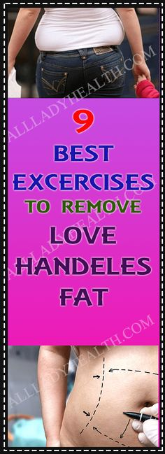 Love handles are the excess fat deposits on the sides of the waist. It is caused mainly due to poor eating habits, junk