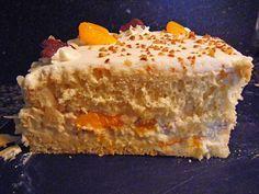 Mandarinen - Spekulatius - Torte