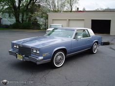 "1972 Cadillac. Owner Mike Agolia. 15 X 6"" Truespoke"