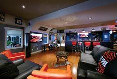 Nice Harley Home Theater