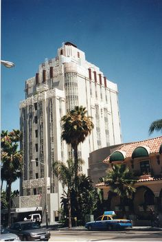 Sunset Tower Hotel ~ Hollywood, CA