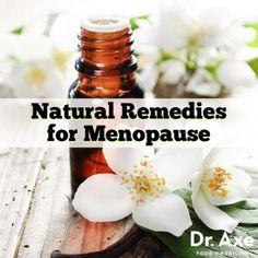 menopause remedies