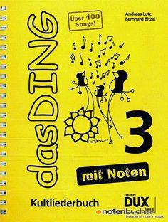 Das dritte Kultliederbuch mit Noten!  Teil 3 des beliebten Liederbuches gibt es nun wie seine Vorgänger als DIN A4 Ausgabe mit Noten und praktischer Spiralbindung. Jetzt bei www.notenbuch.de im Online-shop erhältlich!