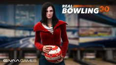 Real Bowling 3D for iPhone and Android by EivaaGames. FREE Download.