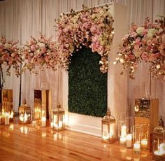 50 Amazing Wedding Backdrop (73)