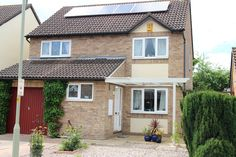 4kW Sharp solar PV system, Longlevens, Gloucester | by roxon_electrical