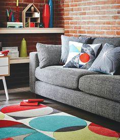 print & pattern: HOME DECOR - dunelm