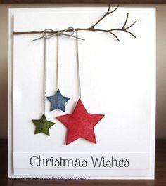 50 Best DIY Christmas Cards Ideas | Meowchie's Hideout