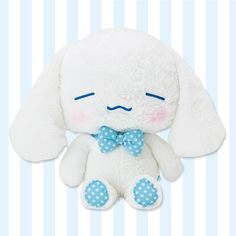 Cinnamoroll 10th Anniversary Plush Tired