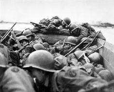World War II  D Day June 6 1945