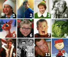 What's your favorite #ChrismasMovie? #Christmas
