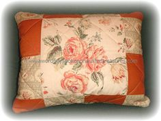 Custom Quilted Accent Pillows Fit any Decor by AWordFitlySpoken, $36.00                                                 youtube to mp3