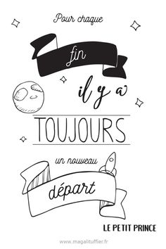 Un anniversaire tout en couleur pour ses 6 ans Positive Attitude, Positive Vibes, French Quotes, French Sayings, Quote Citation, Printable Quotes, Positive Affirmations, Words Quotes, Inspiration Quotes