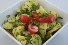 Græsk kartoffelsalat 4
