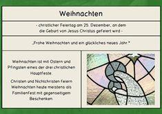 Weihnachten in aller Welt: Weihnachtswörter