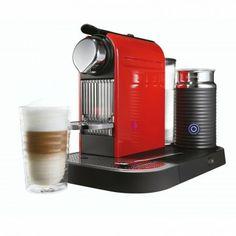 NESPRESSO - Nespresso Citiz & Milk Red