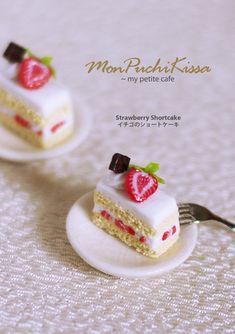 Strawberry Shortcake by monpuchikissa.deviantart.com on @deviantART