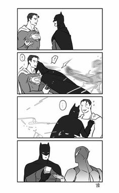 You could have just asked for a hug, Bruce