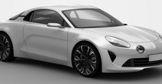 #Automoto : Alors que le concept-car donnait des premières indications lors des 24 Heures du mans les 13 et 14 juin, la version de série de la future Alpine sort du placard sous sa forme quasi-définitive en images !