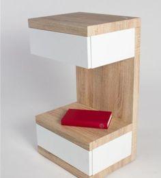 Baidani Designer Beistelltisch Divina mit Schubladen Jetzt bestellen unter: https://moebel.ladendirekt.de/wohnzimmer/tische/beistelltische/?uid=4724c6f4-f4fb-5a6e-bcc9-dc5eebb98ede&utm_source=pinterest&utm_medium=pin&utm_campaign=boards #beistelltische #wohnzimmer #tische