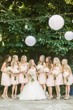 Romantic Pink and White Wedding | Anita Martin Photography | Bridal Musings Wedding Blog9