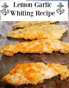Western New Yorker: Lemon Garlic Whiting Recipe feature Tessemae's Dressing #ad #recipeoftheday #SavorSummer
