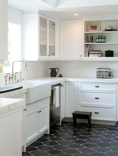 white subway tile backsplash white subway tiles from counter to