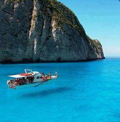 Greek Island Zakynthos