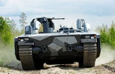 Real Concept Armadillo CV90 BAE Systems Armoured combat vehicle