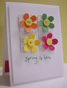 Stamping with Loll: Spring is Here!