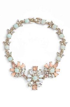 pastels.quenalbertini: Marchesa Jewel Flex Bracelet