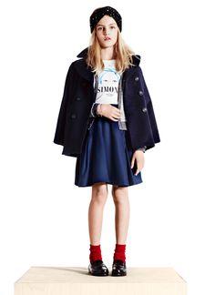 Kids fashion - Talc - Fall-Winter 2014 Collection