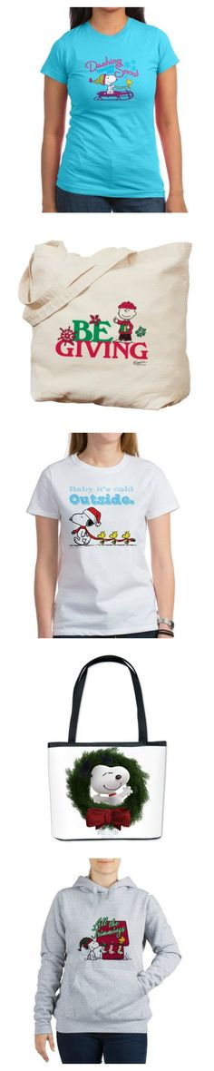 Santa Snoopy is making gifting easy! Pick a favorite Peanuts design and get it on a variety of gifts from t-shirts, throw pillows, keepsake boxes, mugs, bags and so much more. Start shopping at CollectPeanuts.com and receive 20% off your order.