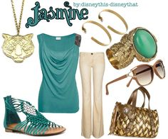 """Jasmine""  DisneyThis-DisneyThat on Tumblr"