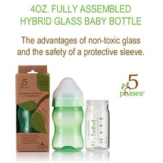 Glass Baby Bottles, Eco Baby, Baby Safe, Peace Of Mind, Revolutionaries, Future Baby, Parenting, Plastic, Fan