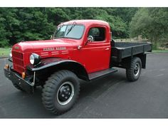 1960 WM300 Dodge Power Wagon