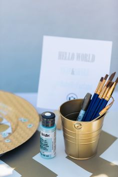 DIY baby shower decor: http://www.stylemepretty.com/living/2016/08/11/the-style-editrixs-sweet-backyard-picnic-baby-shower/ Photography: Valorie Darling - http://valoriedarlingphotography.com/home-2