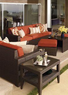 Lovely Modern Outdoor Furniture.