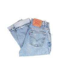 Vintage Levis Jeans, 90s Levis, Faded Jeans, Light Blue Wash, High... ($42) ❤ liked on Polyvore featuring jeans, light blue jeans, vintage jeans, tapered leg jeans, levi jeans and high waisted jeans