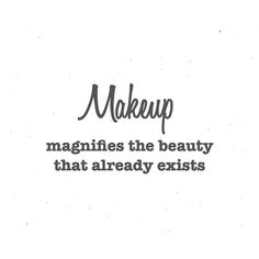 43 Best Makeup Quotes images