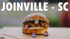 Sanduba de marreco com pão de batata / Joinville - SC