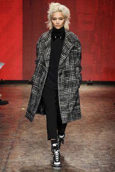 DKNY Autumn Winter 2014/15 ready to wear. New York Fashion Week