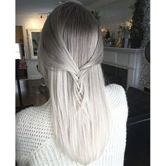 Silver Platinum Color Melt