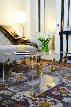 50+ Modern Coffee Table Ideas_8