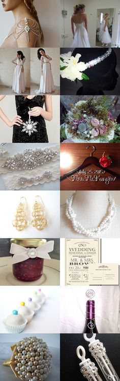 FRU - She Said Yes - Wedding Notions by Deb Wise on Etsy--Pinned with TreasuryPin.com
